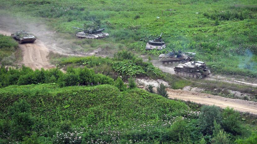 В России появится новый спорт — танковый биатлон