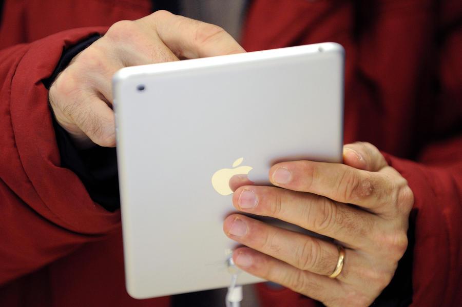Американские военные пилоты учатся летать по iPad