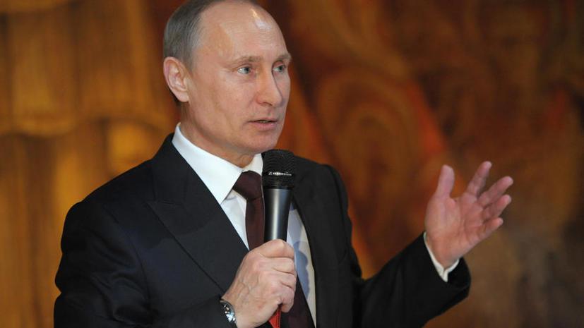 Дмитрий Песков: Для Владимира Путина нет неудобных вопросов