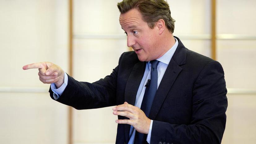 Блокировка по умолчанию: Дэвид Кэмерон наносит удар по онлайн-порно