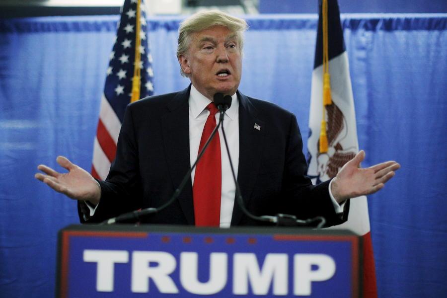 Американский журналист увидел в возможной победе Дональда Трампа «угрозу глобальной суперэлите»