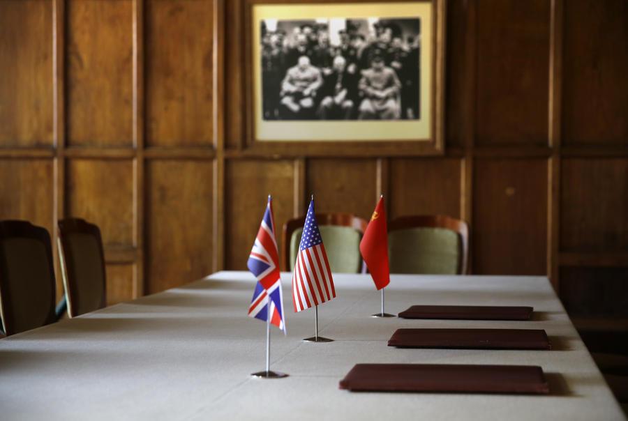 СМИ: Советский дипломат пытался остановить Гитлера ещё до начала войны