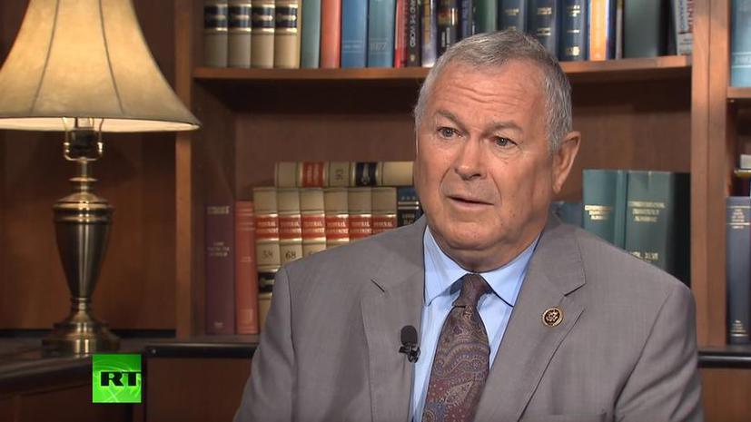 Американский конгрессмен: Мы должны аплодировать готовности России противостоять ИГ