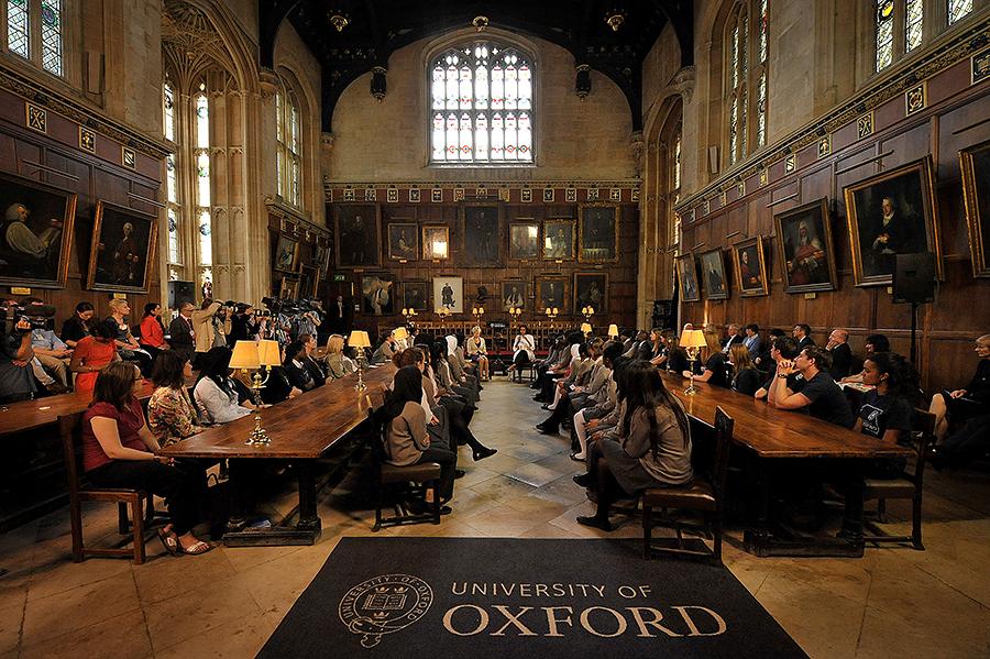 Ассанж 23 января выступит перед студентами Оксфорда