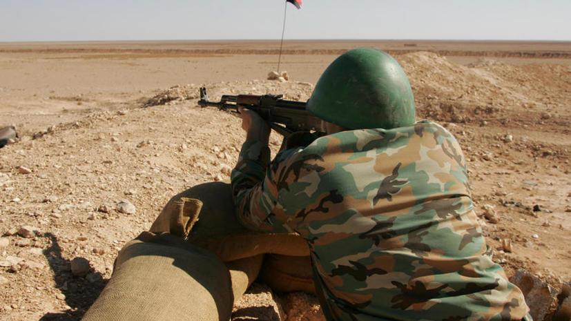 В Сирии убит главарь крупного подразделения «Аль-Каиды»