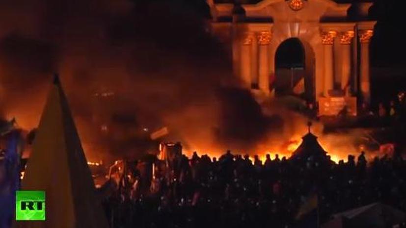 Милиция: Захвата консульства Канады в Киеве не было