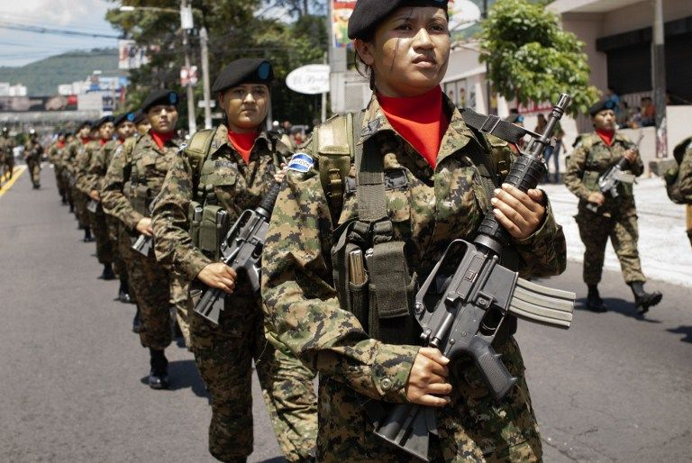 Сальвадорские солдаты воровали детей в соседних странах и  растили их как своих