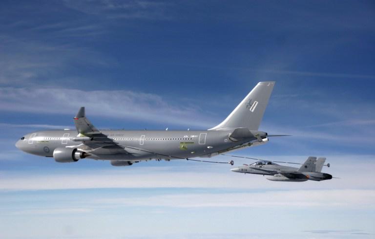 В Киргизии разбился американский самолет
