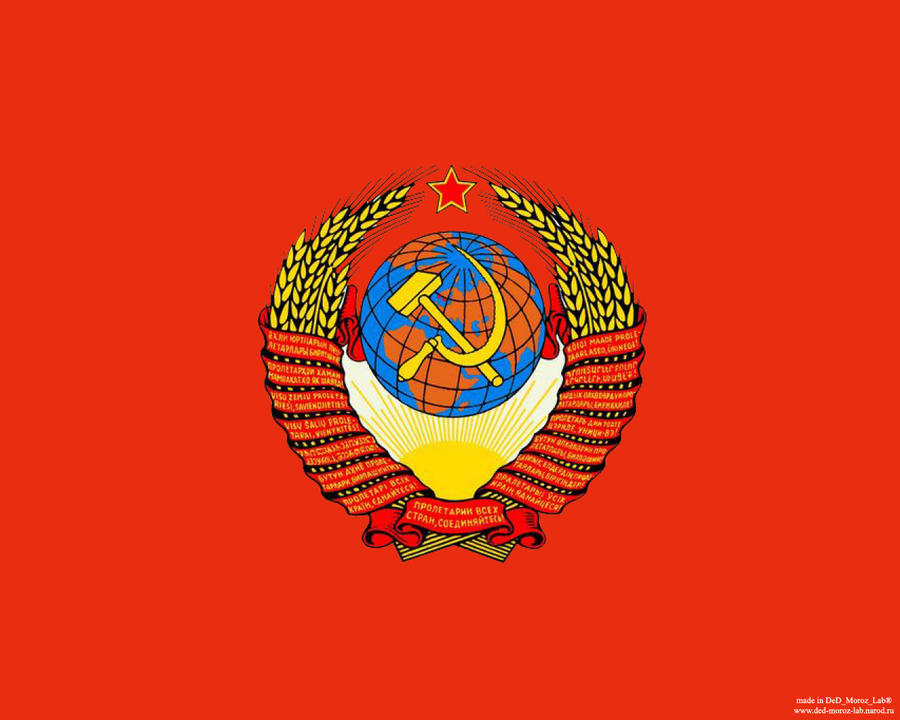 Тест RT: почему я хочу в СССР?