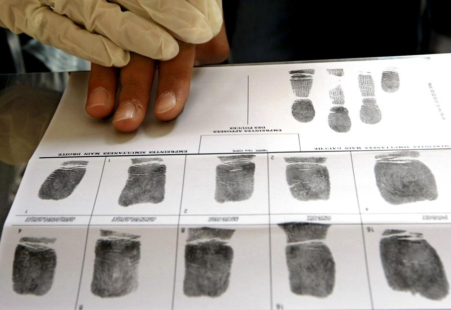 Дактилоскопия как метод криминалистики была открыта на полвека раньше