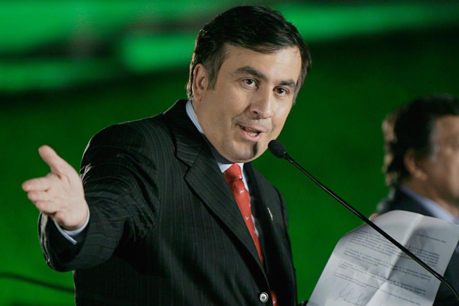 Саакашвили отказался помогать расследованию причин войны в Южной Осетии