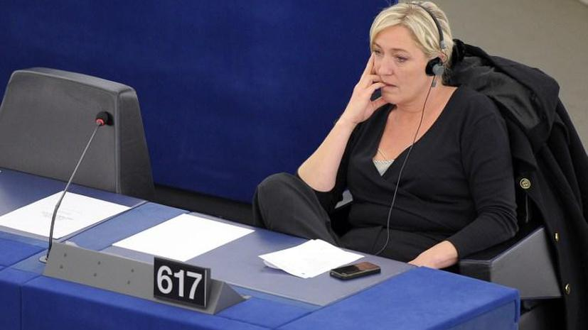 Марин Ле Пен потеряла неприкосновенность депутата Европарламента