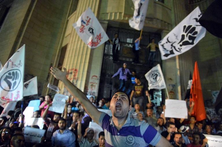 Новые протесты в Египте: мусульмане требуют ввести законы Шариата