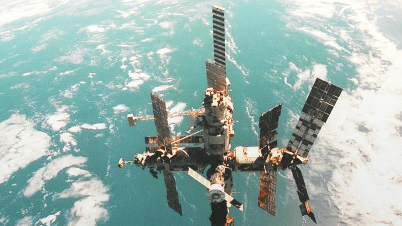 У России появится собственная орбитальная космическая станция