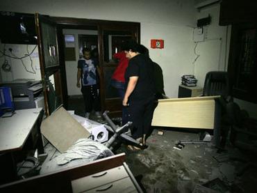 Толпа разгромила телеканал в Бенгази