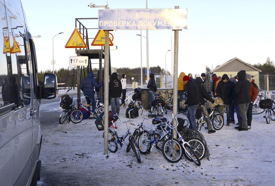 Норвежские СМИ: Россия предупреждала нас о проблеме беженцев ещё несколько лет назад