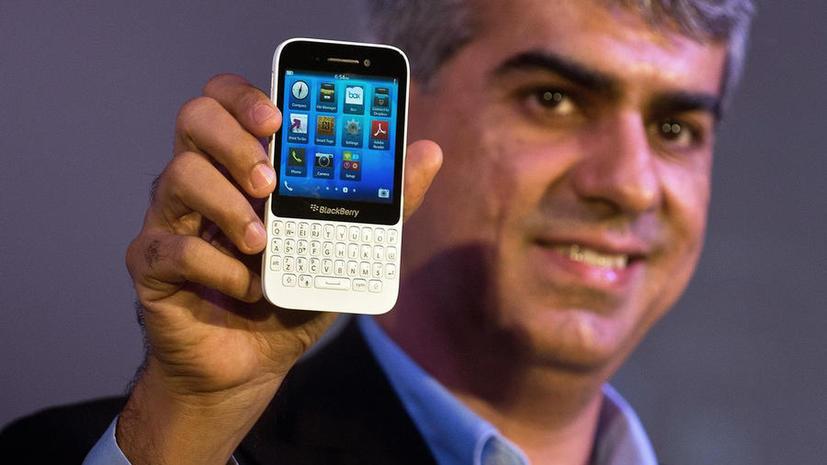 Владельцы BlackBerry отказались продавать компанию