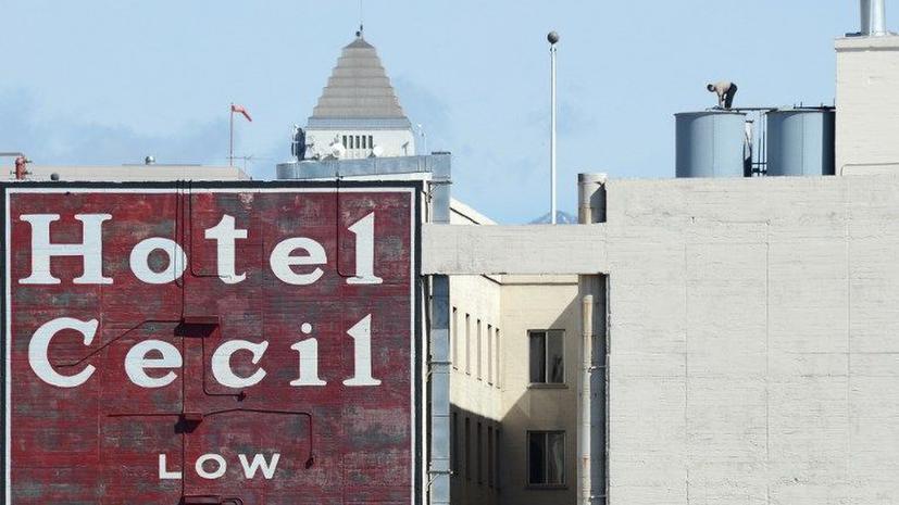 Кошмары Лос-Анджелеса: гости отеля неделями пили воду с трупным ядом