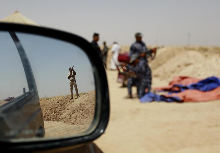 Армия Ирака выбила боевиков ИГИЛ из Тикрита, премьер-министра шиита подталкивают к отставке