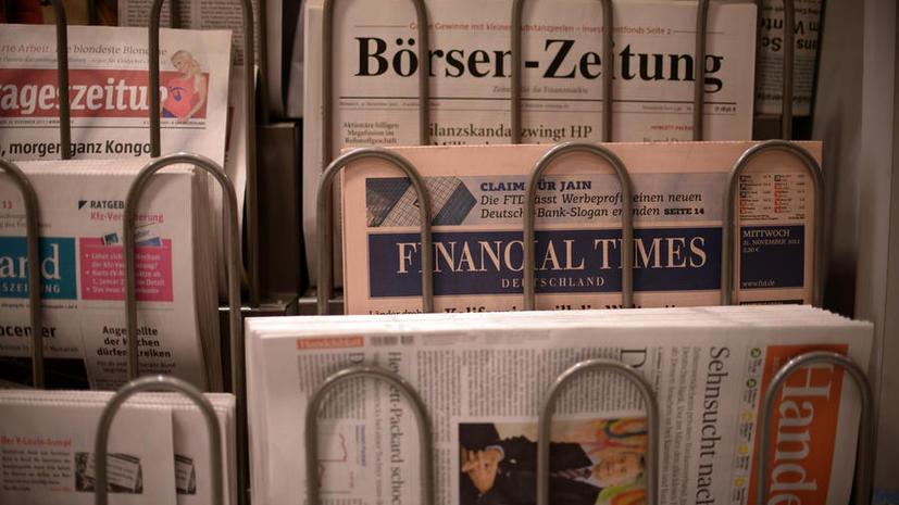 СМИ: Лживая пропаганда Запада заставляет европейцев ненавидеть Россию
