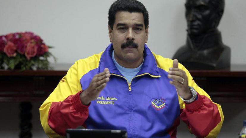 Николас Мадуро отказался лететь в Нью-Йорк на Генеральную Ассамблею ООН