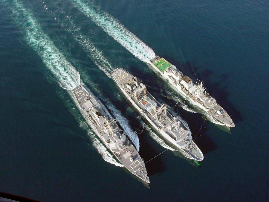 Корабли ВМС США могут попасть под контроль «аудиовируса»