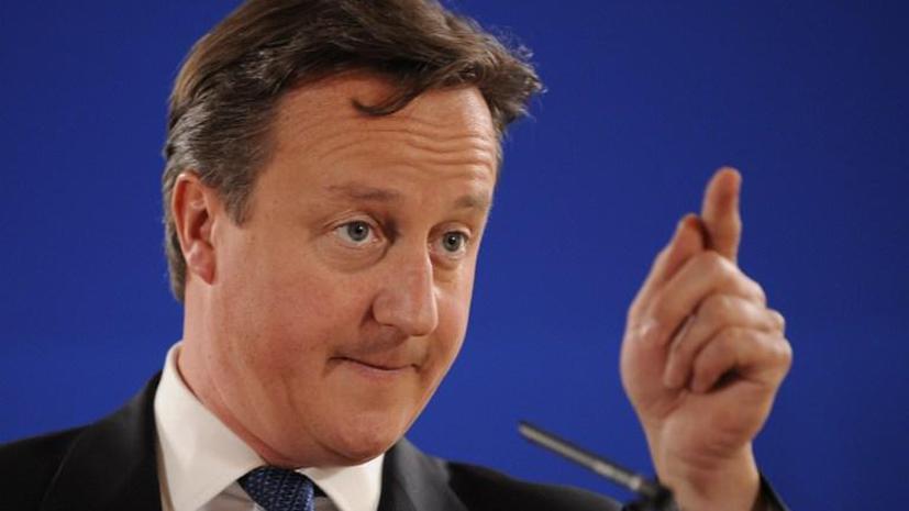 Премьер-министр Великобритании раскритиковал детскую книжку-раскраску о членах европейского Парламента