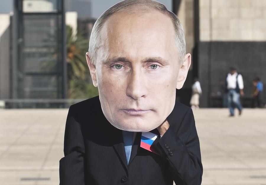 В Германии задержали водителя с правами на имя Владимира Путина