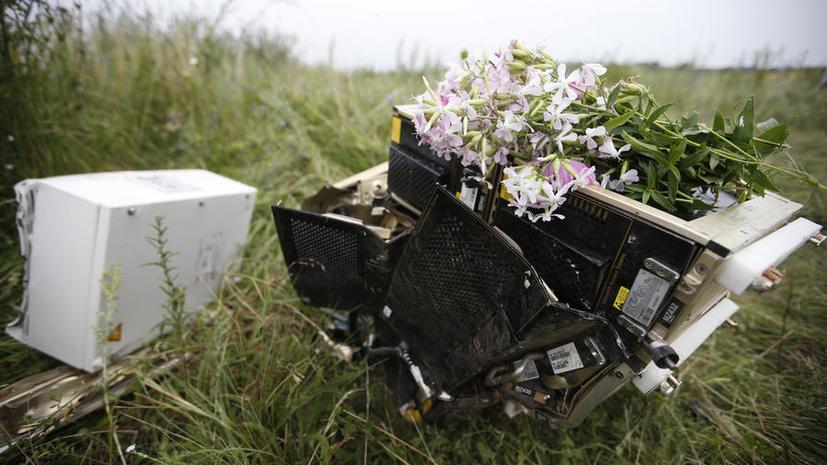 Вопросы о катастрофе Boeing 777 в Донецкой области, оставшиеся без ответа
