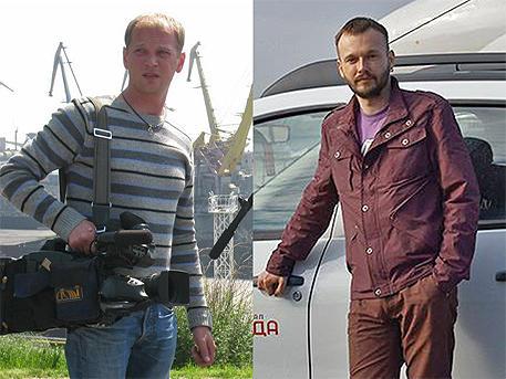 Задержанных под Славянском  журналистов телеканала «Звезда» освободили и доставили в РФ