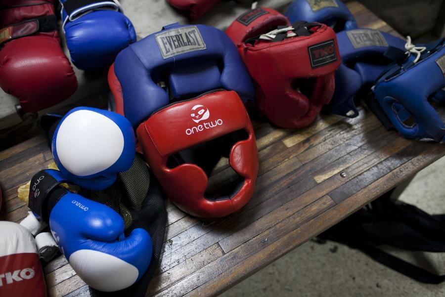 Британский боксер вычислил обидчика в Twitter и пришел разбираться к нему домой