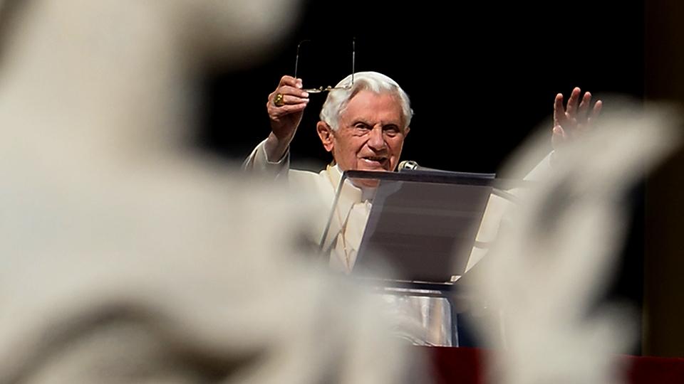 Твиттер Бенедикта XVI набрал миллион подписчиков