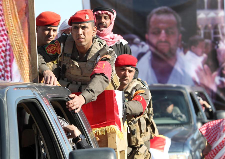 «Аль-Каида» взяла на себя ответственность за убийство сирийских военных в Ираке