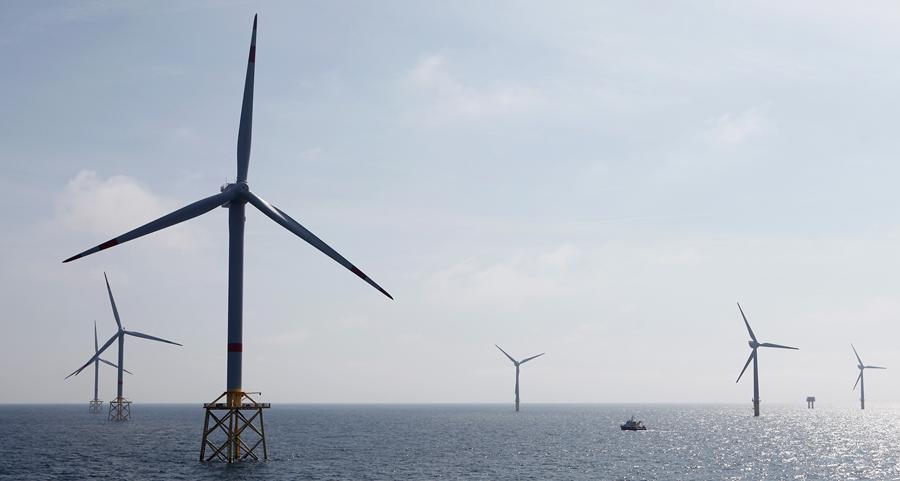 Фукусима будет питаться энергией ветра