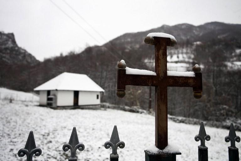 Сербский крестьянин убил 13 односельчан и попытался покончить с собой