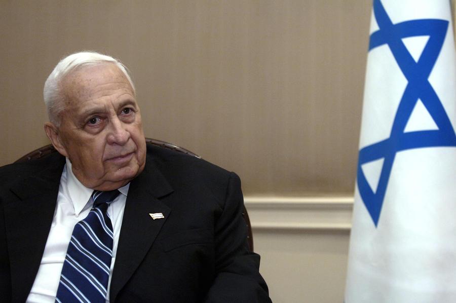 Полиция Израиля расследует случаи выражения радости по поводу смерти Ариэля Шарона