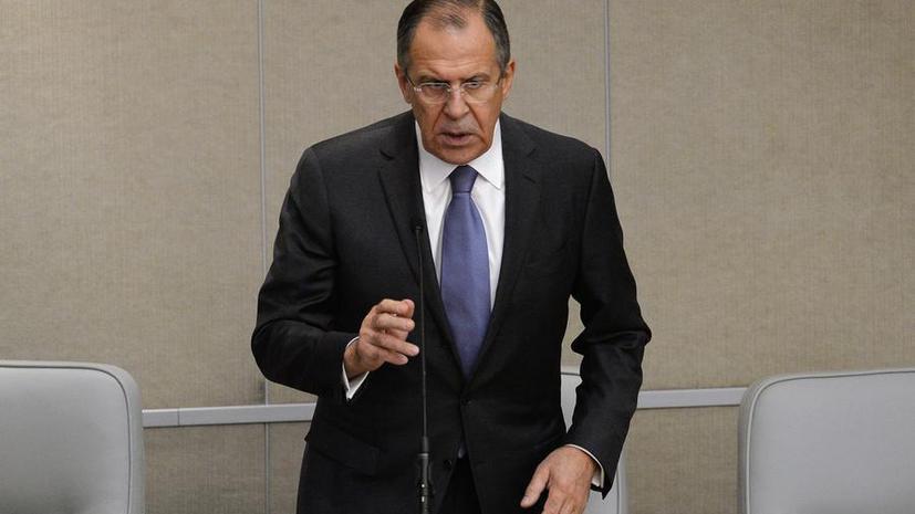 Лавров: Успех урегулирования кризиса на Украине зависит от переговоров Киева с лидерами ДНР и ЛНР