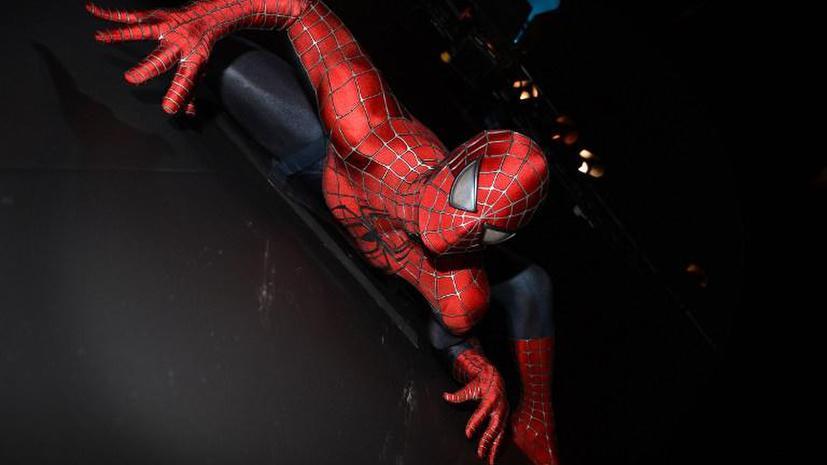 Полиция Лос-Анджелеса устроила облаву на человека-паука