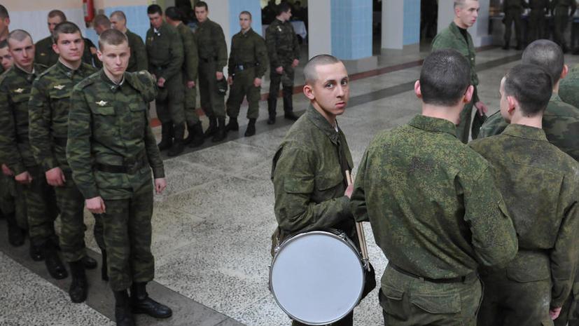 Прошедших армию бесплатно обучат специальности