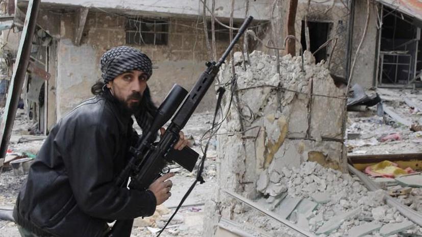 В новогоднюю ночь боевики обстреляли христианские кварталы Дамаска