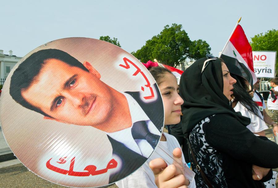 Башар Асад: Сирийское оружие способно ослепить Израиль в один момент