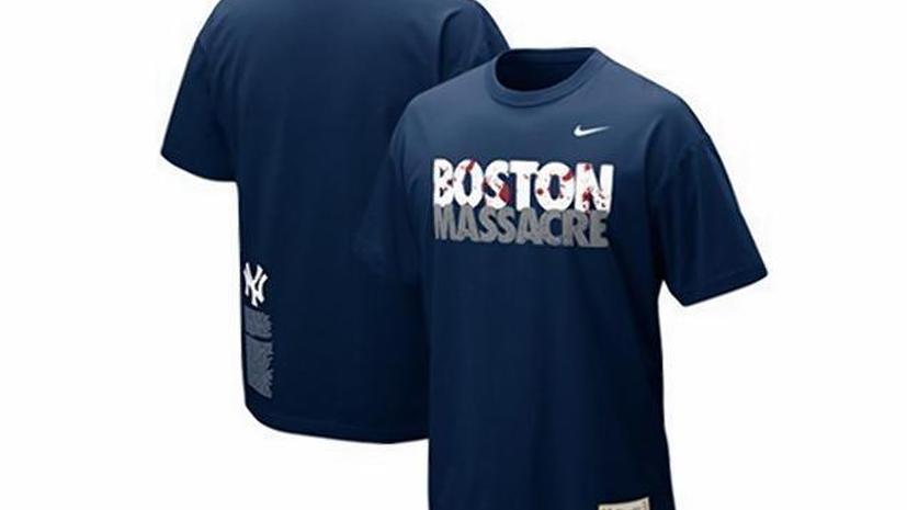 Американец выставил на аукцион «бостонскую резню»