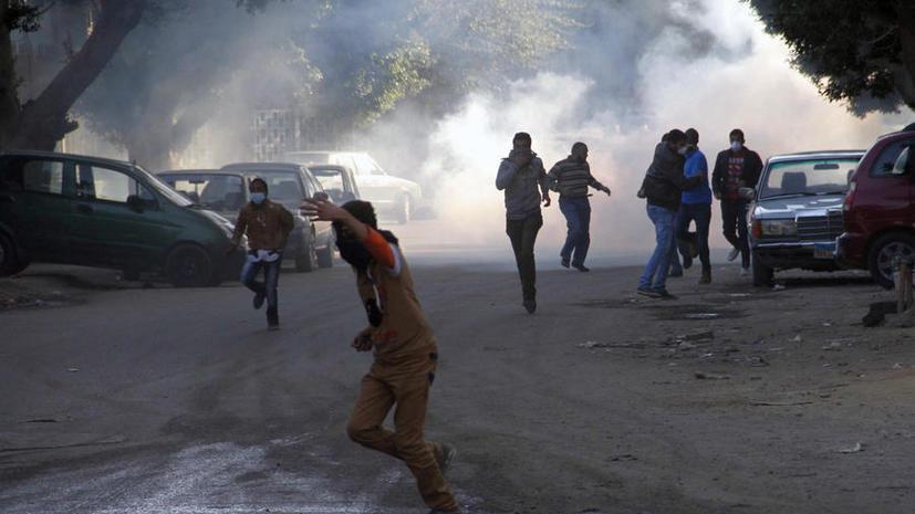 В Египте два человека погибли в столкновениях сторонников «Братьев-мусульман» с полицией