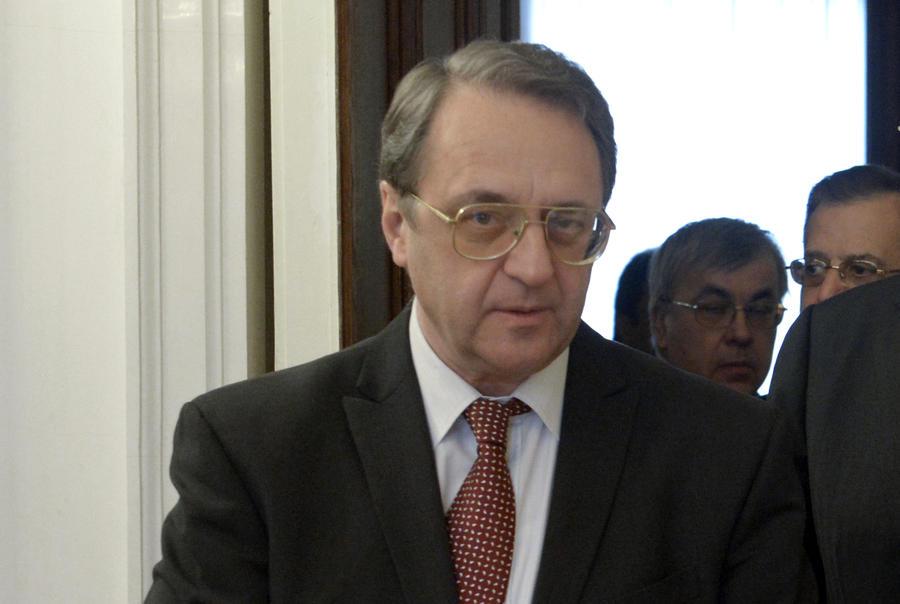 МИД РФ: Москва готова организовать встречу представителей сирийской оппозиции