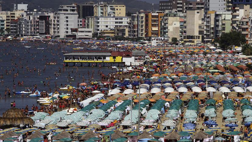 В борьбе за туристов из России Албания ставит на отсутствие беженцев