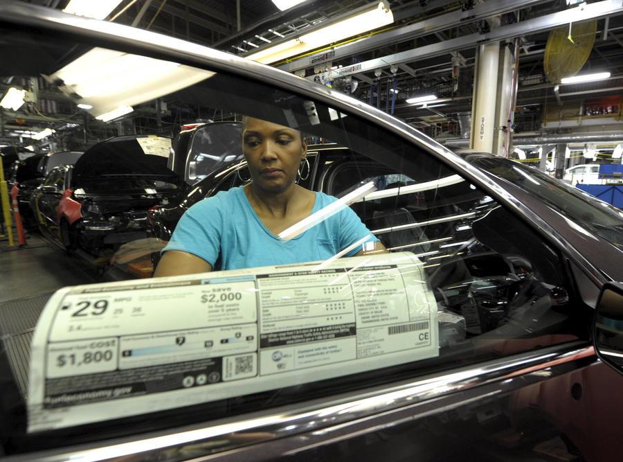 СМИ: General Motors грозит рекордный штраф за сокрытие информации о дефектах в системе зажигания