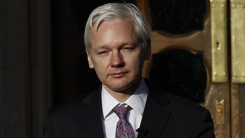 Джулиан Ассанж: У WikiLeaks будет своя партия