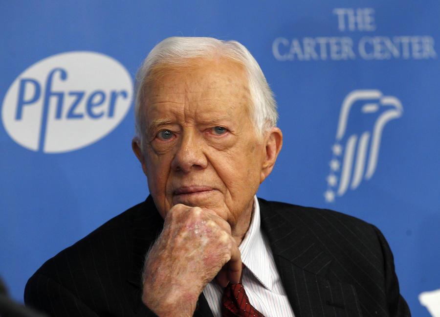 Экс-президент США Джимми Картер: Возвращение Крыма в Россию было неизбежным