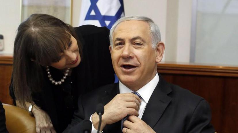 Биньямин Нетаньяху: Израиль готов провести мирные переговоры с палестинцами
