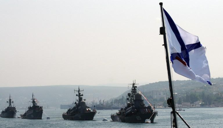 СМИ: Украинский фрегат «Гетман Сагайдачный» перешёл на сторону России